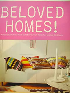 beloved homes a drop in book of nine much loved homesfrom - Books On Home Design