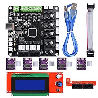BIQU KFB3.0 placa de control 3D + pantalla LCD 2004 módulo monitor ...