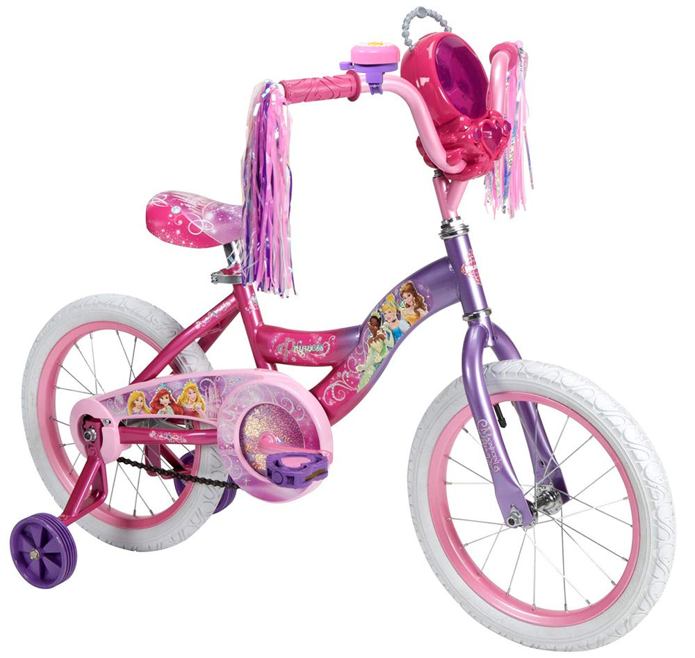 U-LIAN Kids Bike Bell Girl Bicycle Bell with 2 Shinny Scooter Streamer Tassels