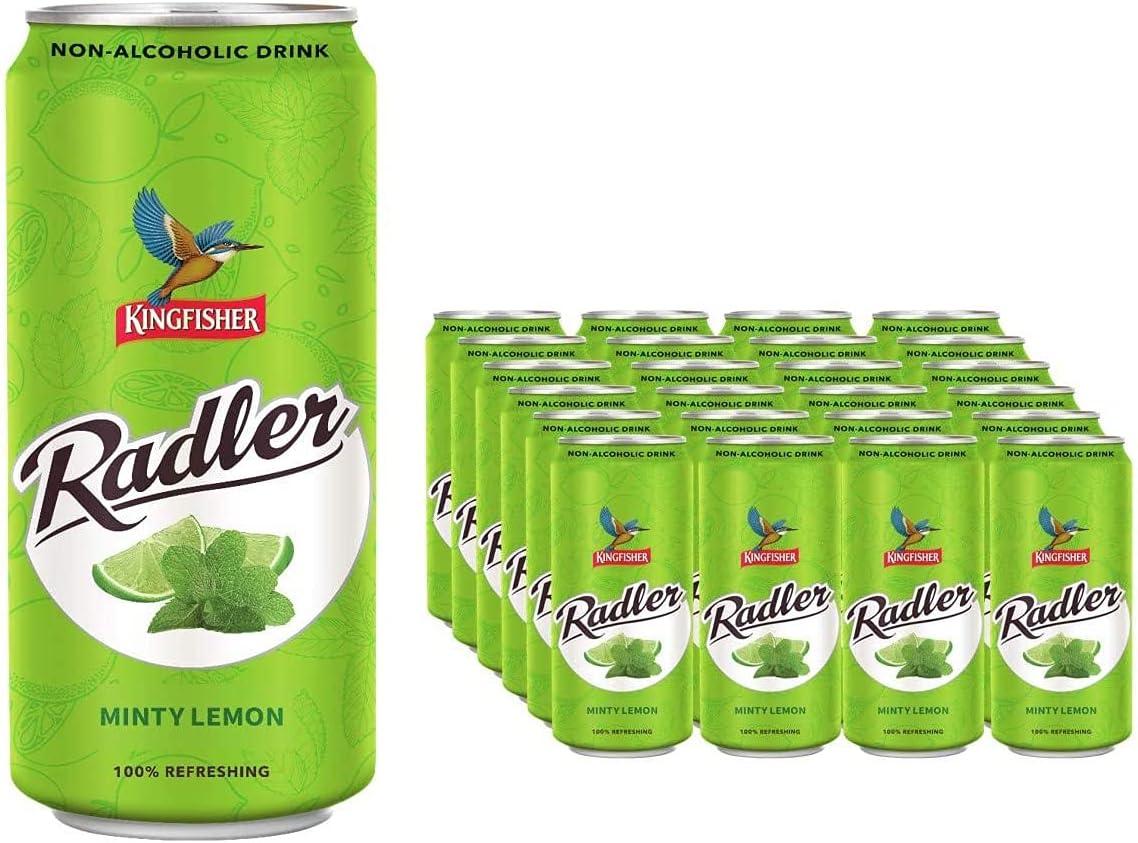 Kingfisher Radler - Non Alcoholic Malt Drink