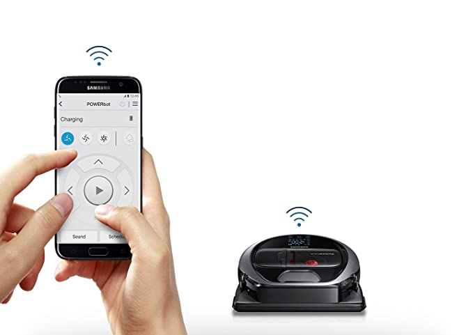 Samsung VR2AM7070WS/AA aspiradora robotizada - aspiradoras robotizadas: Amazon.es: Hogar