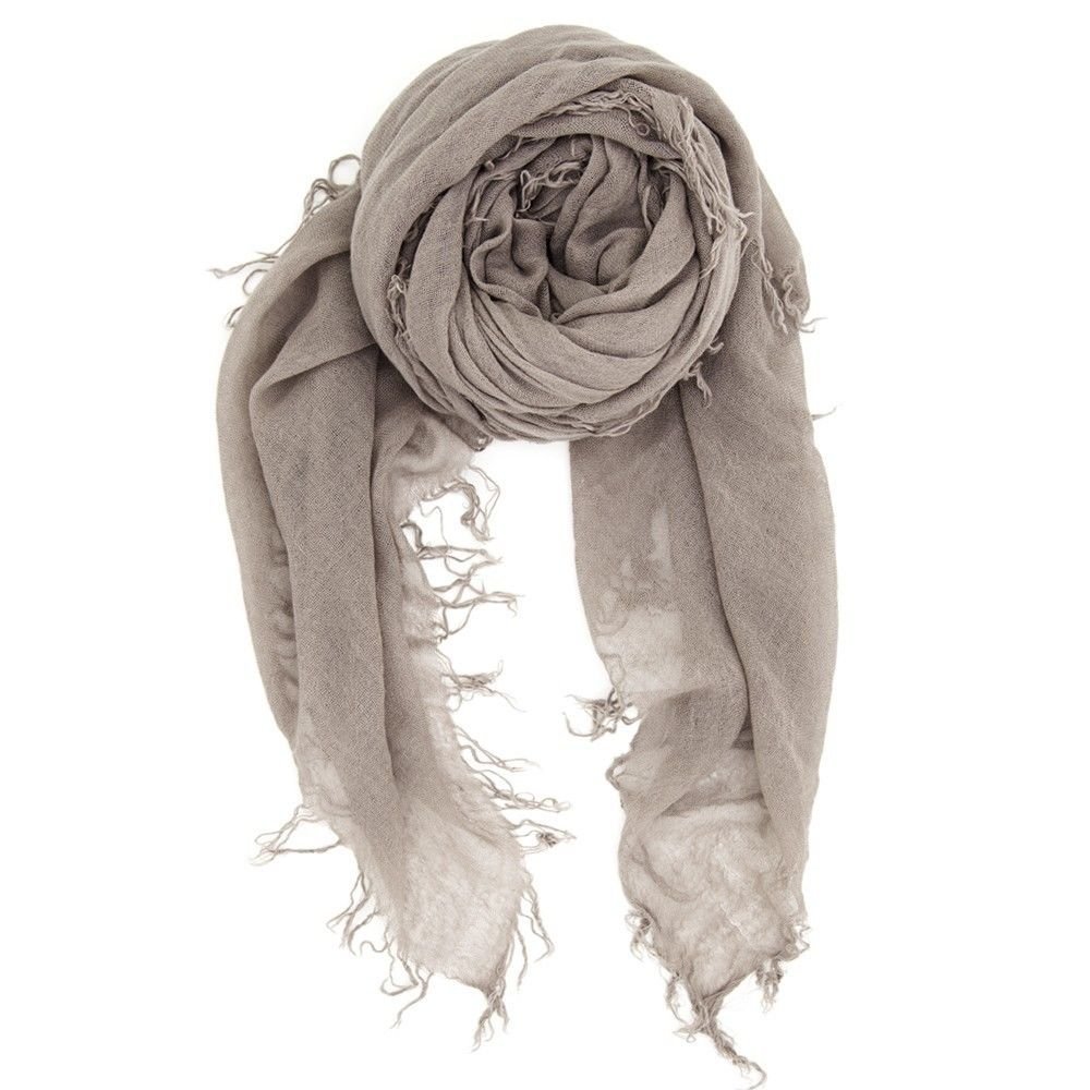 Chan Luu Cinder Cashmere and Silk Scarf by Chan Luu