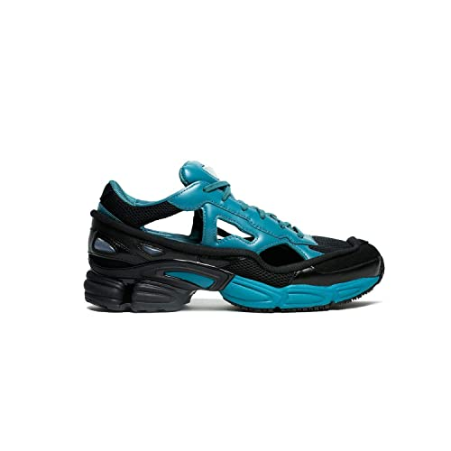9925f68471f adidas x RAF Simons Men's Replicant Ozweego Black/Colonial Blue BB7986
