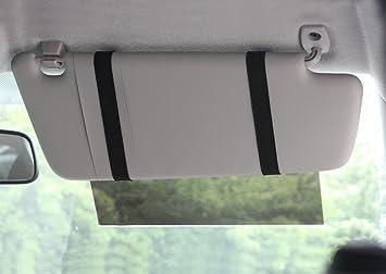 Car Sun Visor Extender   Extension - Extends your sun visor  Amazon ... 078bdcb0180
