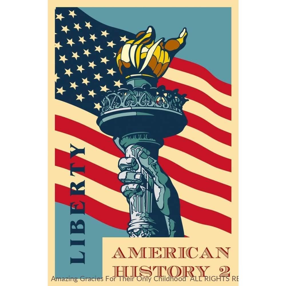 The Cambridge Academy American History 2 (7-8)