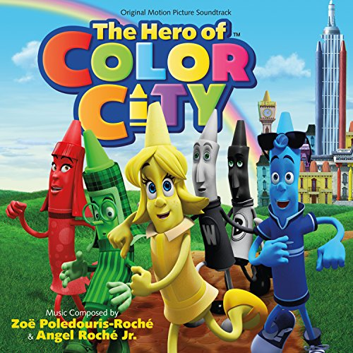 (The Hero Of Color City (Original Motion Picture Soundtrack))