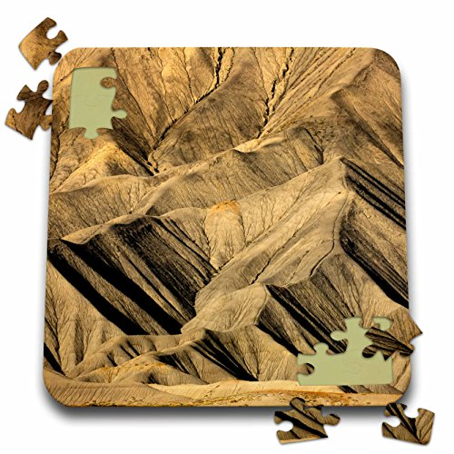 Danita Delimont - Patterns - Rugged Book Cliffs at sunset, Grand Valley, Grand Junction, Colorado - 10x10 Inch Puzzle (pzl_278719_2) Book Cliff Photography