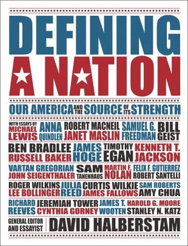 Defining a Nation: Our America and the Source of Its Strength