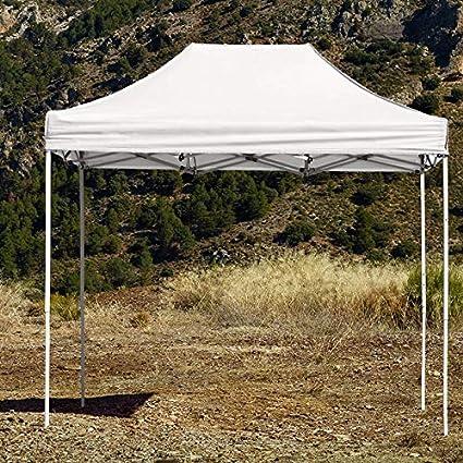 Regalos Miguel - Carpas Plegables 3x2 - Carpa 3x2 Eco - Blanco - Envío Desde España: Amazon.es: Hogar
