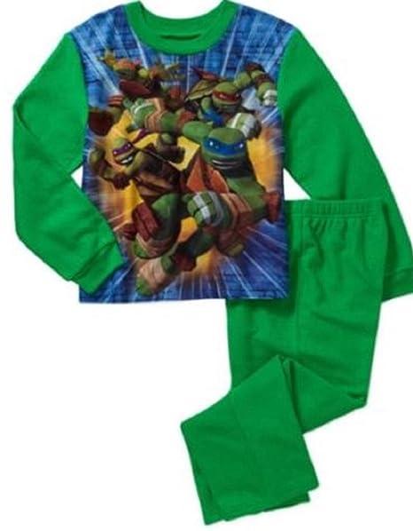 Amazon.com: Teenage Mutant Ninja Turtles 4-14 Big Boys 2pc ...