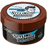 Gatsby Leather Styling Pomade, Supreme Hold, 75g