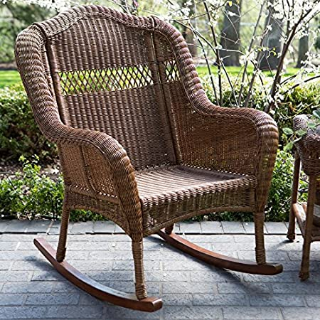 614X4bJL%2BXL._SS450_ Wicker Rocking Chairs