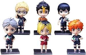 Ani·Lnc Haikyuu!! PVC Figure Model Kids' Play Figures Decorative Home Accessories
