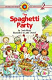 The Spaghetti Party, Doris Orgel, 0553090526