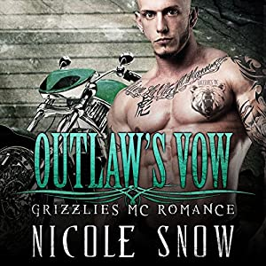 Outlaw's Vow Audiobook