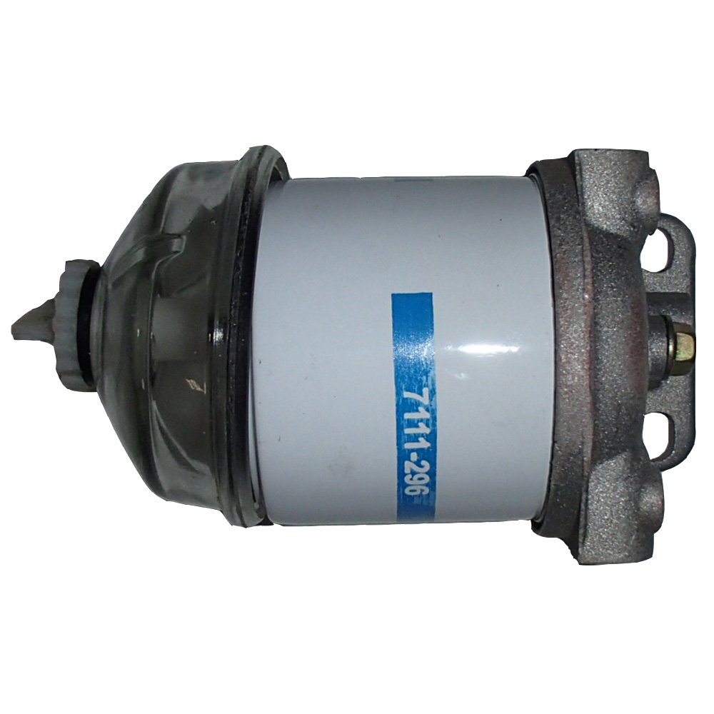 Diesel Fuel Filter Assembly - Metal Bowl Massey Ferguson 165 35 135 50 50  40 40