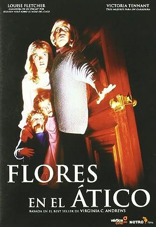 Flores En El Atico Dvd Amazon Es Louise Fletcher Victoria