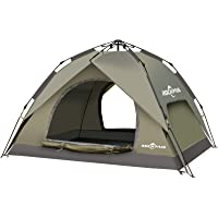 Deals on Rockpals 4-Person Pop-Up Tent