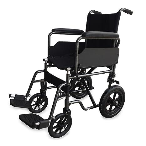 Mobiclinic, Modelo S230, Silla de ruedas para minusválidos ...