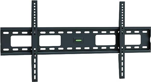 Easy Mount Ultra Slim Flat TV Wall Mount Bracket for UN65KS8500 – Super Low 1.4 Profile Design – Bubble Level – Heavy Duty Steel – Simple to Install
