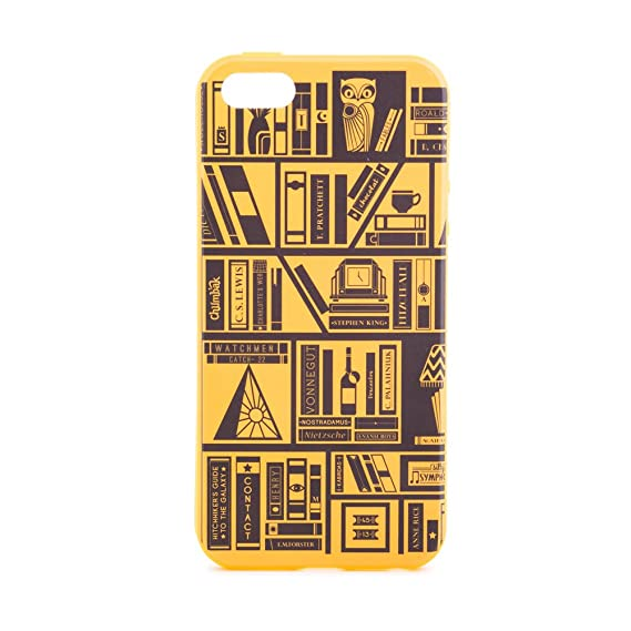new style 42a5f 69751 Chumbak Bookends iPhone 5 Case: Amazon.in: Electronics