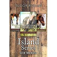 Island Series - Set of Three Novels