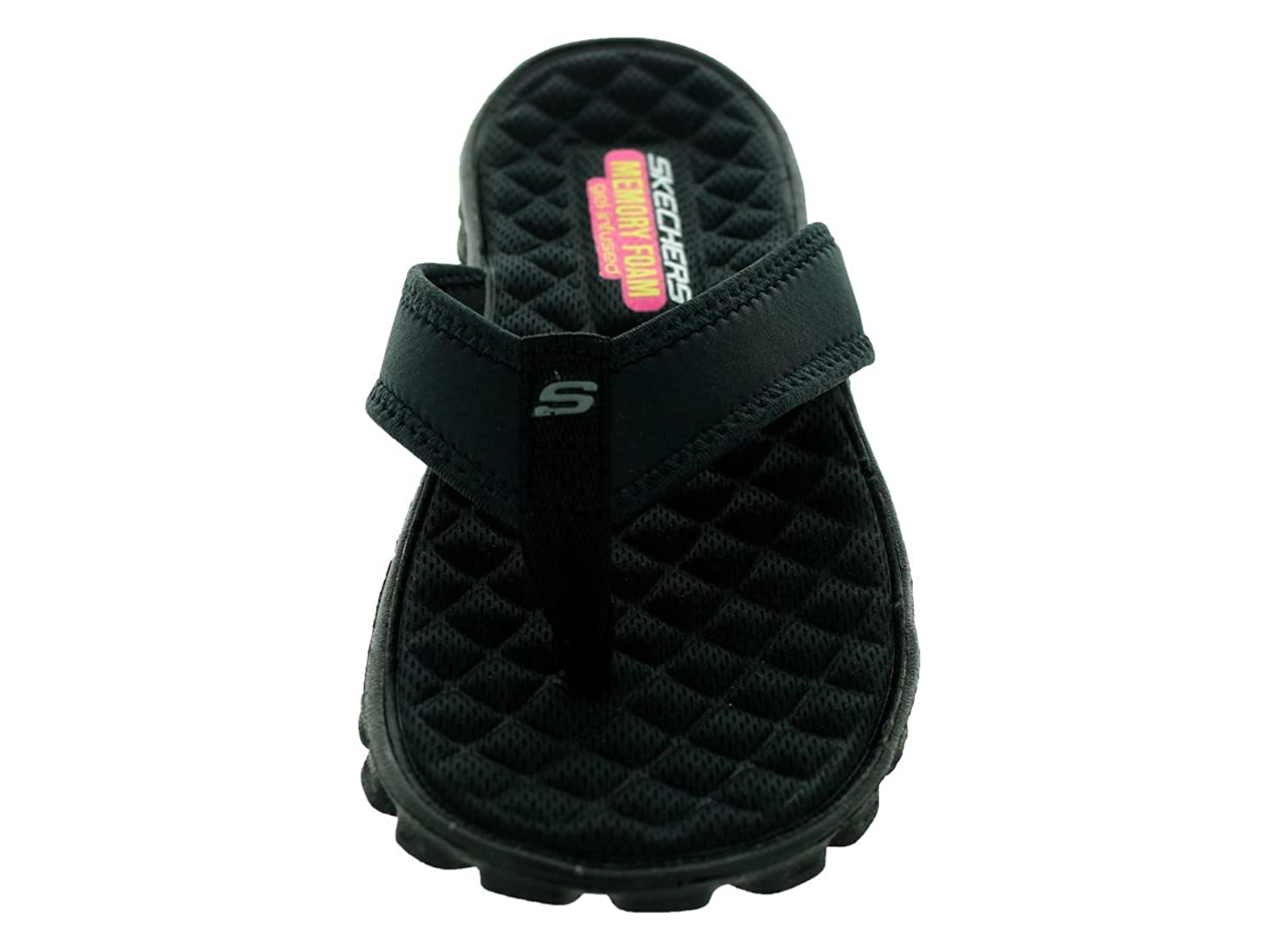 Skechers Flip Flops For Kvinner EHoLd