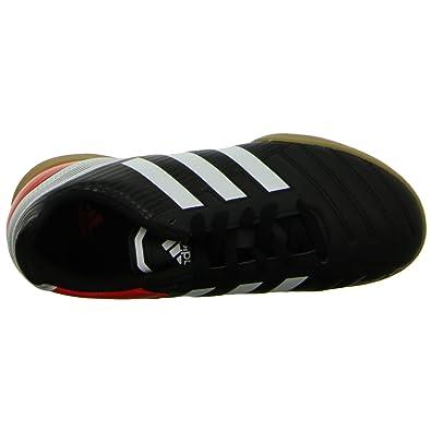 premium selection 52114 64395 adidas Davicto VI IN J, Chaussures spécial sport en salle pour fille - Noir  -