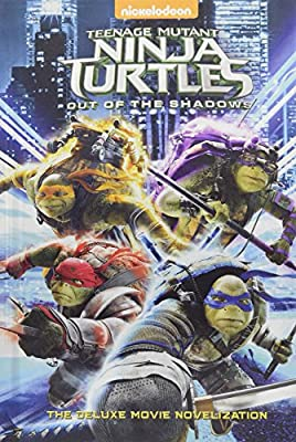 Teenage Mutant Ninja Turtles: Out of the Shadows Deluxe ...