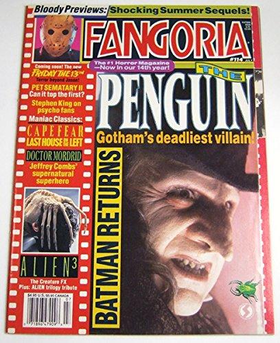 Fangoria #114 (July, 1992)