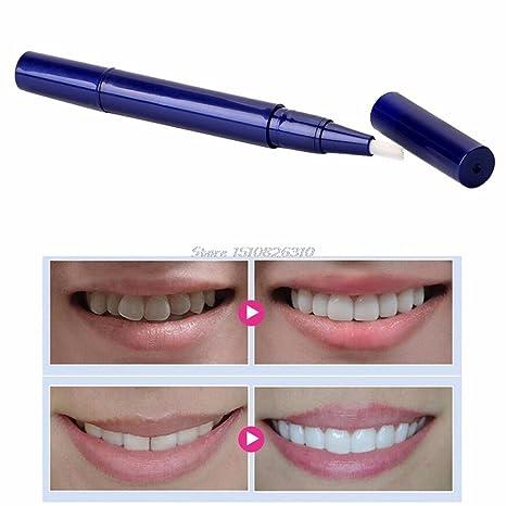 Teeth Whitening Pen Escova Gel Clareador De Dente Limpeza
