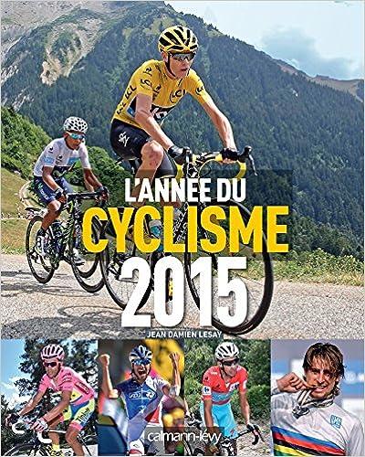 Livre L'Année du cyclisme 2015 - N42 epub, pdf