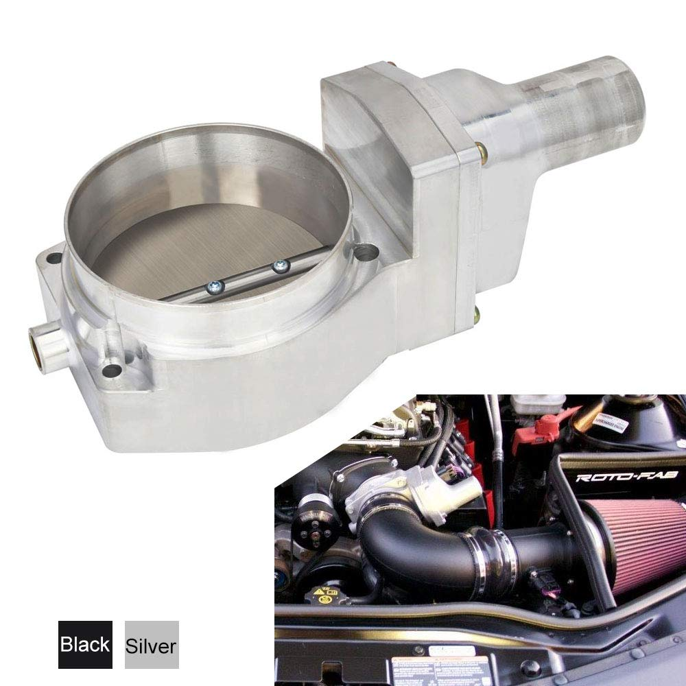 Throttle Body SD102MMELB Drive By Wire for LSXR 102mm intake manifold LS engine