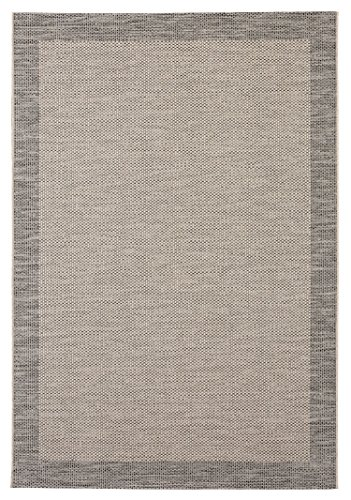 Balta Rugs 47005950.240305.1 Anderson Grey Indoor/Outdoor Area Rug, 8' x (Inspiration Sisal Rug)