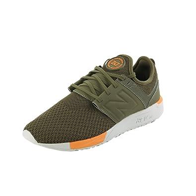 new balance khaki 247 trainers