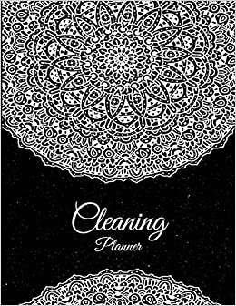 amazon cleaning planner black beauty art book 2019 weekly