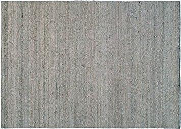 toulemonde bochart tapis jute mats gris bleu 170x240 - Tapis En Jute