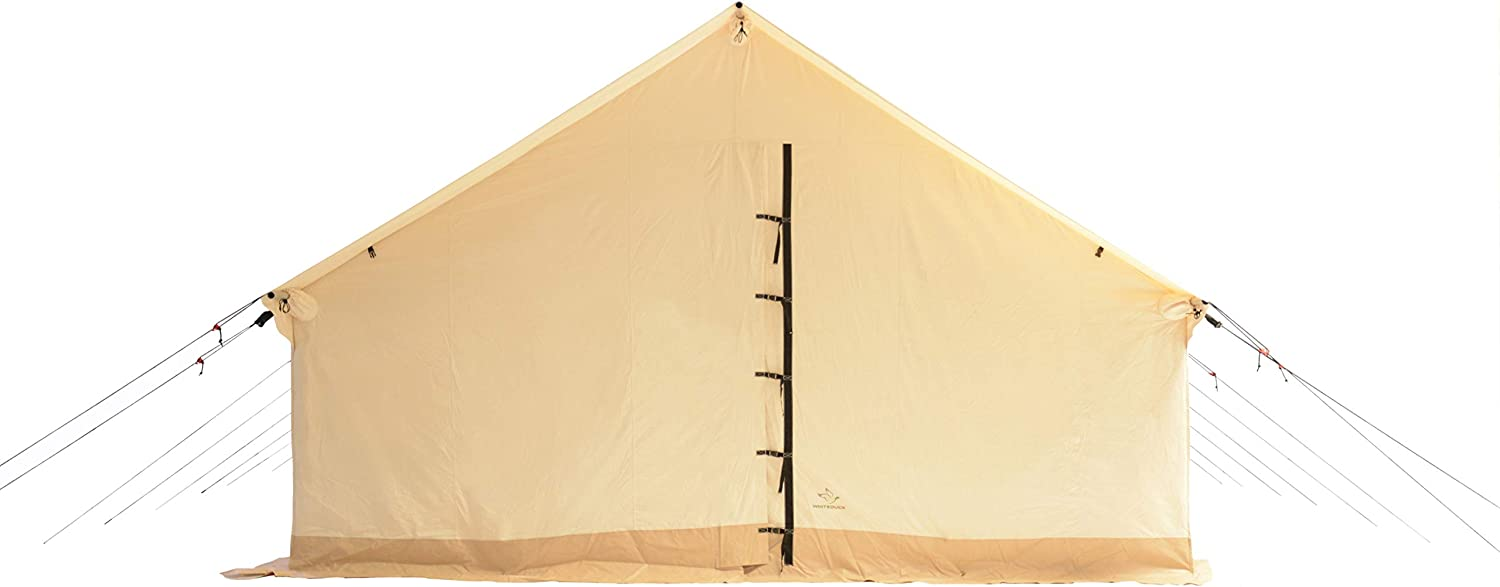 WHITEDUCK Outdoors Waterproof Canvas Wall Tent image