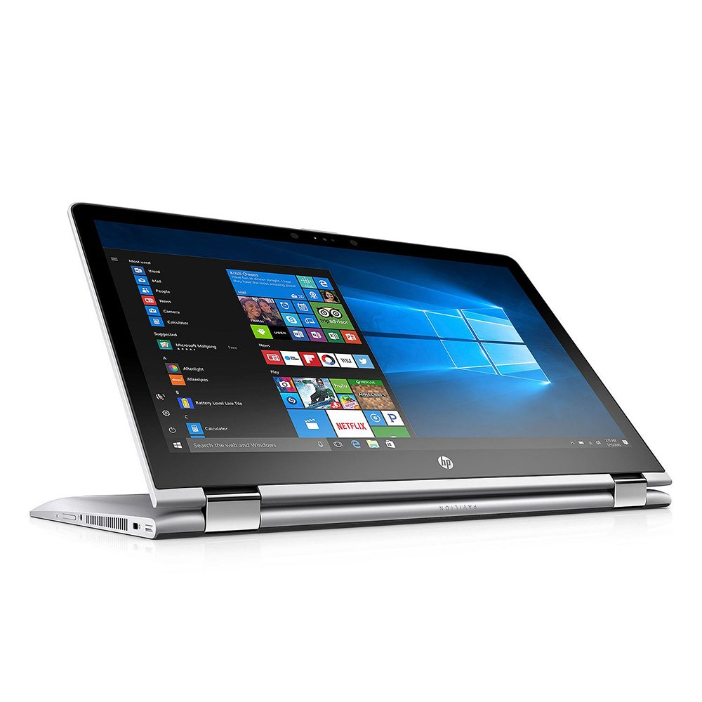 HP X360 Business Flagship 2-in-1 Laptop PC 15.6