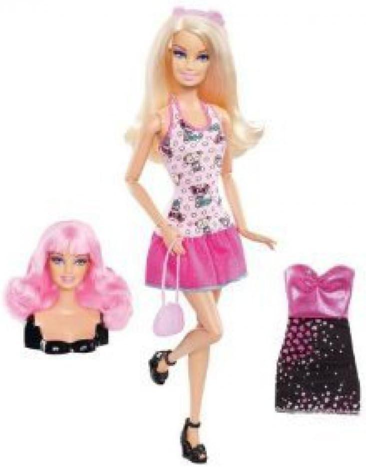 Amazon.es: Barbie - V4093 - Muñeca Mini y la muñeca - Caja Mix ...