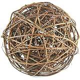 N/A Weidenkugel Rebenkugel Weidenball Dekobälle 30cm natur