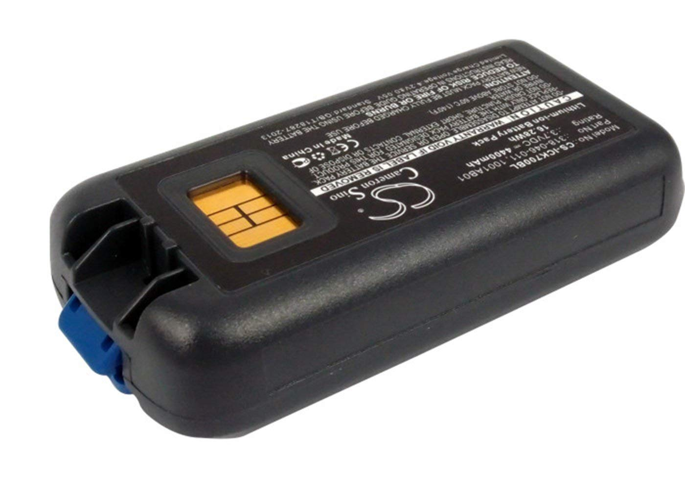 VINTRONS, INTERMEC 1001AB01, 1001AB02, 318-046-001, 318-046-011 Replacement Battery for INTERMEC CK70, CK71, by VI VINTRONS (Image #2)