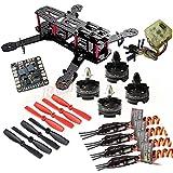 Hobbypower Unassembled DIY 250 Mini 250mm Quadcopter Frame Kit