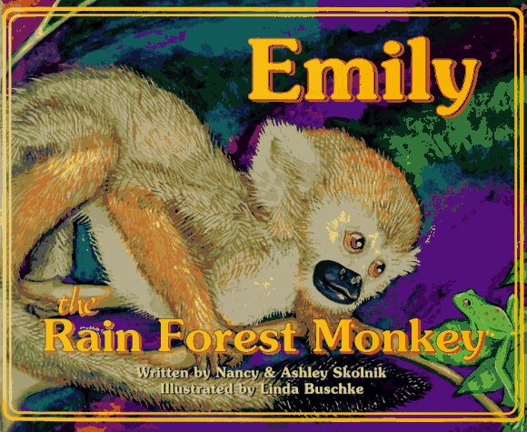 Emily the Rain Forest Monkey