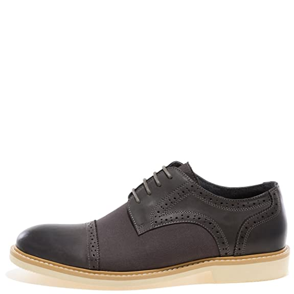 J75 by Jump Men's Boston Dress Casual Oxford Shoe Grey 11.5 D US:  Amazon.ca: Shoes & Handbags