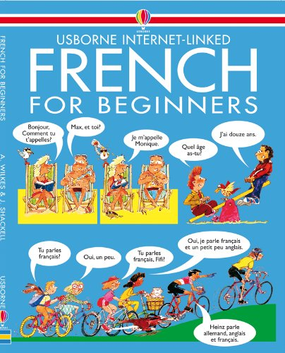 Usborne Internet-Linked French Dictionary for Beginners (Usborne Beginner's Language Dictionaries) (English and French Edition)