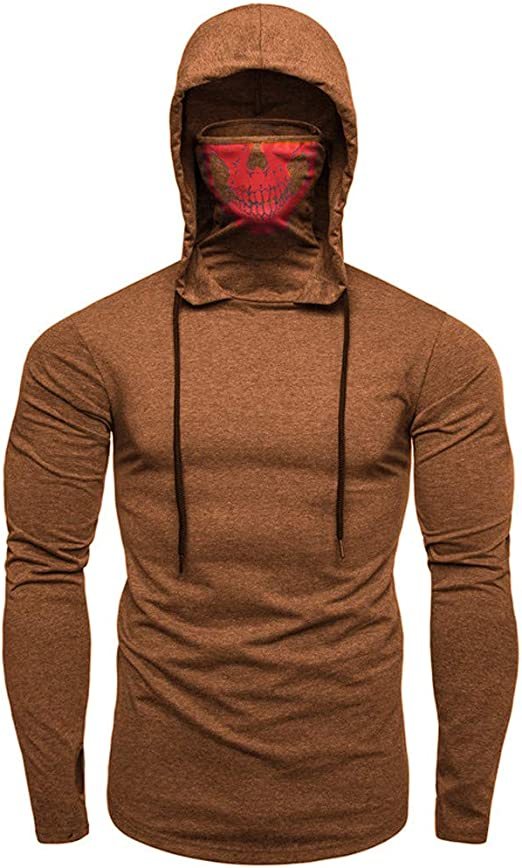 Men Women Sport Casual Hoodie Sweatshirt Skateboard Hooded Cotton Plain Pullover