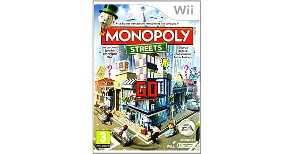 Electronic Arts Monopoly Streets vídeo - Juego (Nintendo Wii, Familia, E (para todos)): Amazon.es: Videojuegos