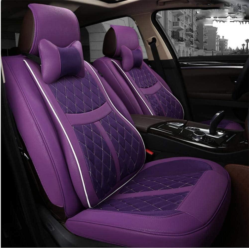 カーカーシートプロテクター用シートカバー 6Dエディションジェネラルカークッションセットファイバーデラックスエディション(9セット)ファイブジェネラルカークッションカバーフォーシーズンズユニバーサル4色選択 カーシートクッションカーシートマット (色 : #33)
