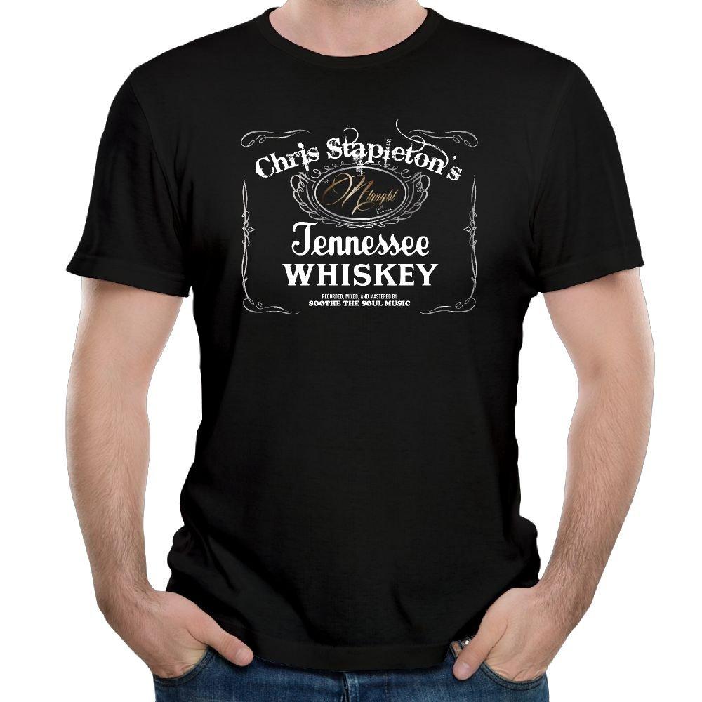 Pauliancarmichae Man Chris Stapleton Logo Fashion Short Sleeve Tee Sports Shirt 7458